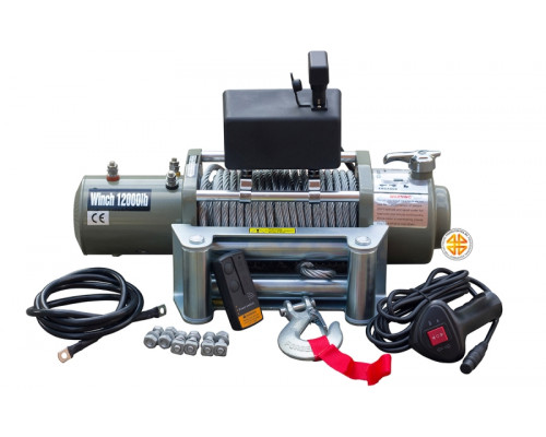 Electric winch 12000lbs 24v
