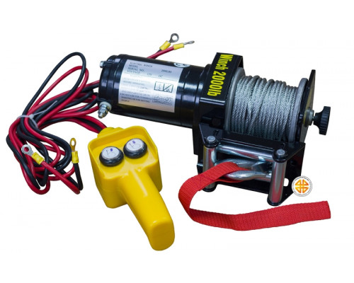 Electric winch 2000lbs