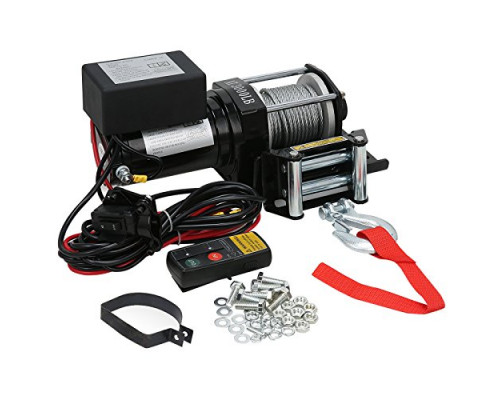 Electric winch 3000lbs